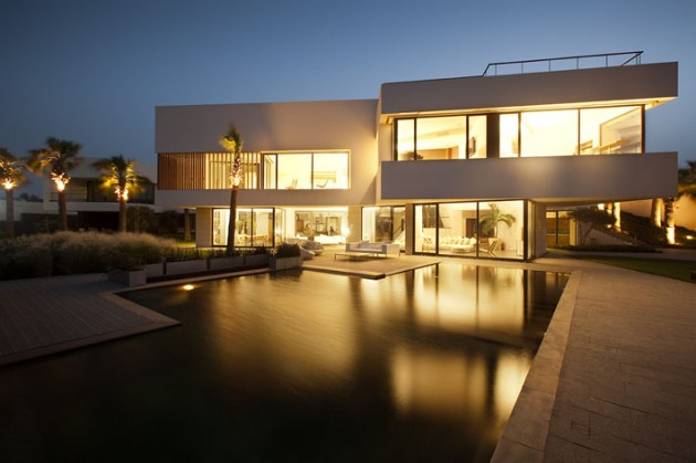 House of the Day Star House in Kuwait
