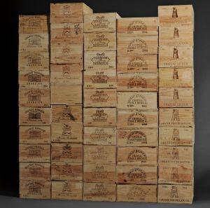 Impressive Wine Lot Sold for $320,000