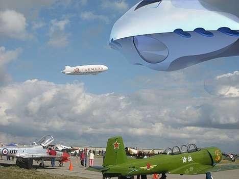 Instant Flight Airships