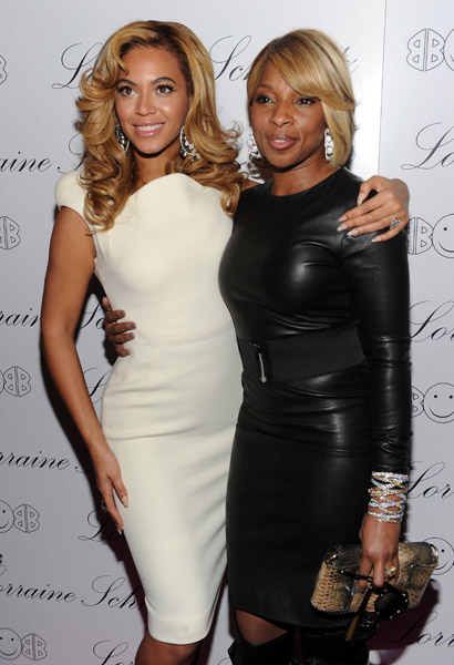 Lorraine Schwartz's Latest Collection Launched by Beyonce