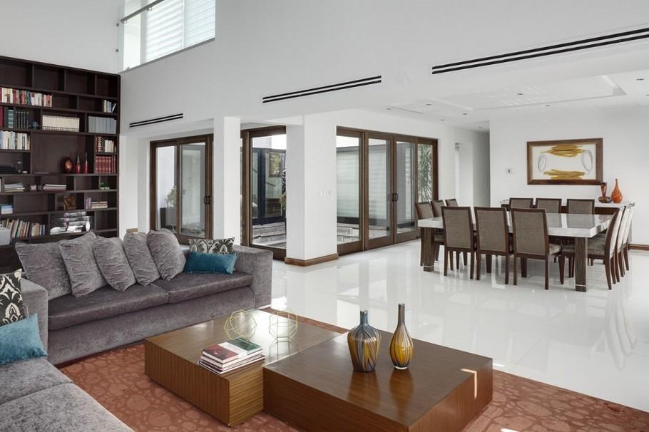 Luxury Home In Mexico By Arquitectura en Movimiento