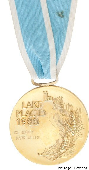 Miracle on Ice Gold Medal Sold For $310,000