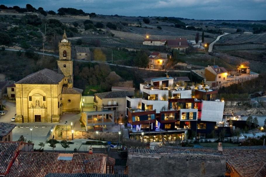 New Hotel in Old Village Hotel Viura, Spain