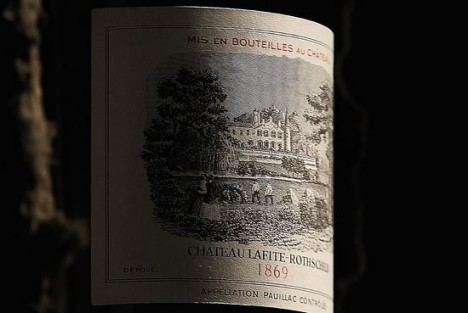 New Record Price for a Bottle of Wine at Sothebys Hong Kong