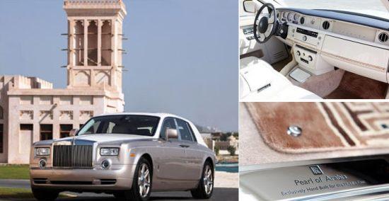 Pearl of Arabia Phantom for Abu Dhabi