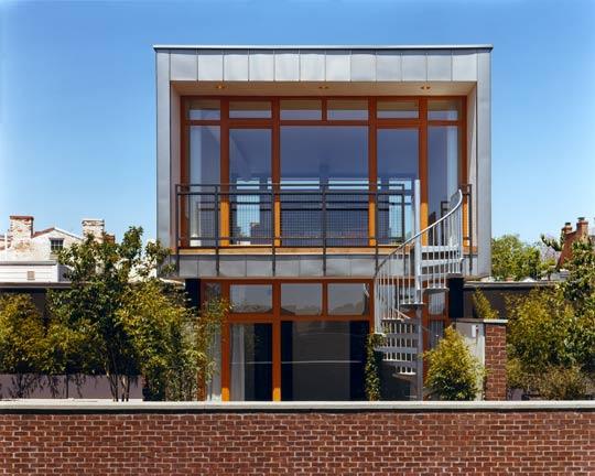 Residential Condos in Washington DC by McInturff Architects