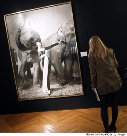 Richard Avedon Photographs at Christie's