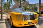 Rolls Royce Phantom by Bijan Pakzad