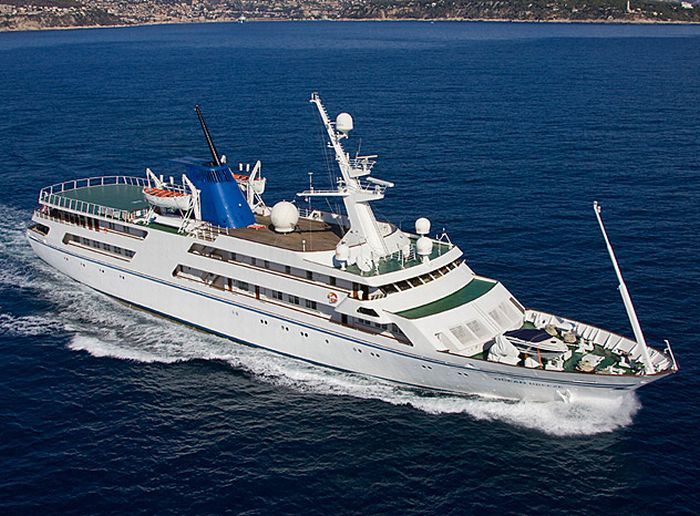 Saddam Hussein's Ocean Breeze is Back on the Market