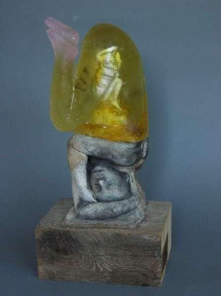 Surreal Symbolic Figurines