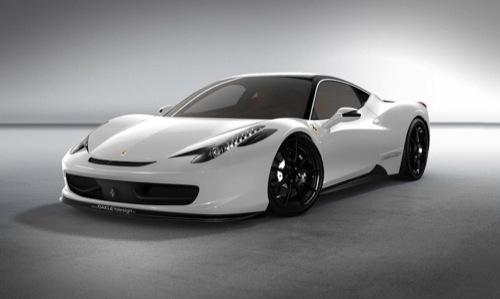 The Appealing Oakley Design Ferrari 458 Italia