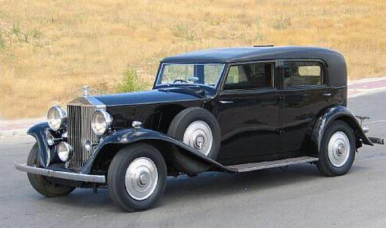 The First Rolls Royce Phantom III of America is for Sale