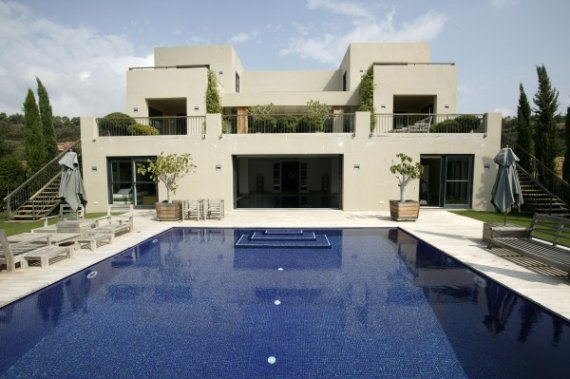 Villa in Benahavis Spain