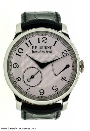 F.P. Journe, Chronomètre Souverain