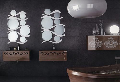 Amazing Wood Bathrooms from Idea Design International 0