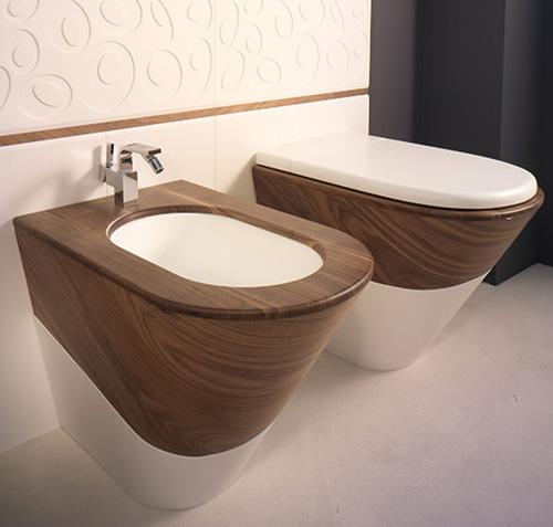 Amazing Wood Bathrooms from Idea Design International 2