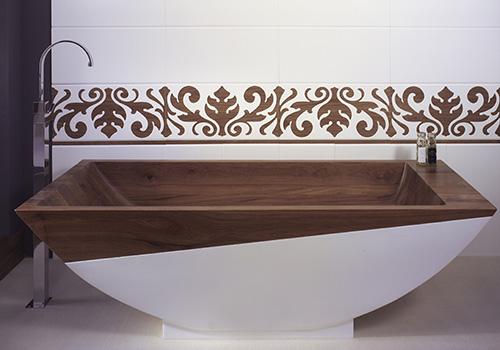 Amazing Wood Bathrooms from Idea Design International 3