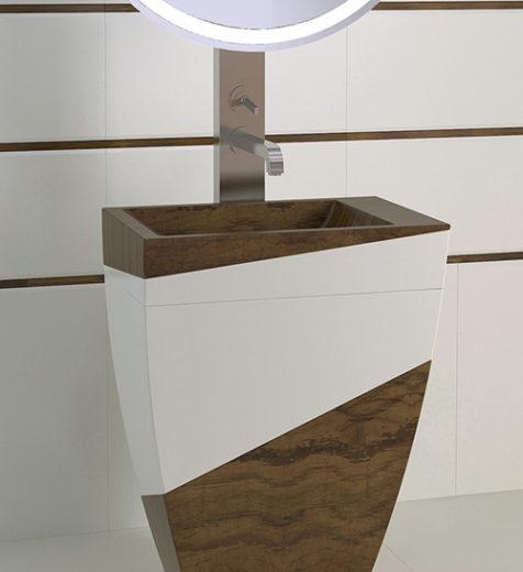 Amazing Wood Bathrooms from Idea Design International 4