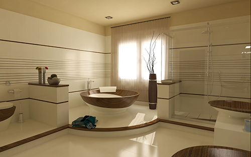 Amazing Wood Bathrooms from Idea Design International 5