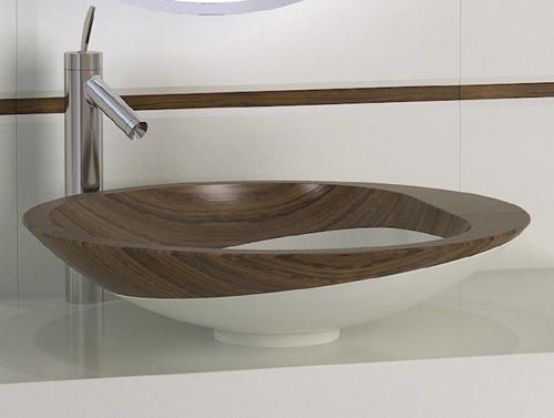 Amazing Wood Bathrooms from Idea Design International 7