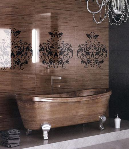 Amazing Wood Bathrooms from Idea Design International 8