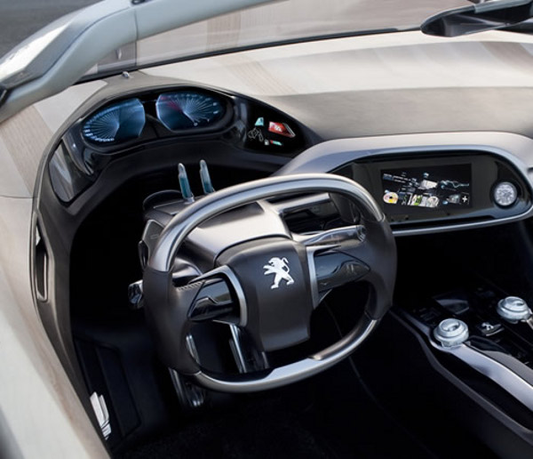 Bell & Ross x Peugeot Watch