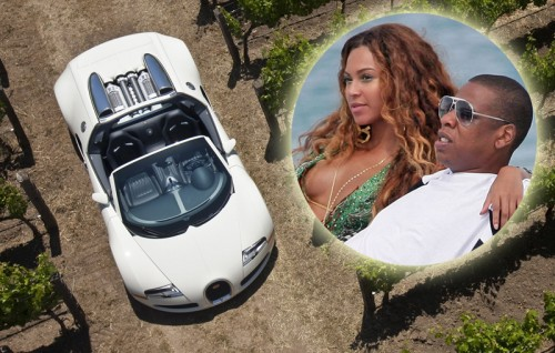 Beyonce offered Jay-Z a Bugatti Veyron Grand Sport for his birthday