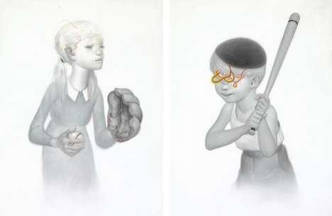 Bizarrely Adventurous Illustrations