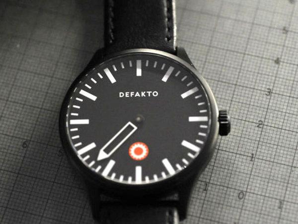Defakto One Hand Watch 2