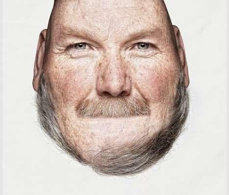 Flipped Facial Shoots