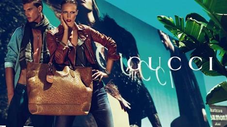 Gucci Cruise Ad Campaign 2011 1