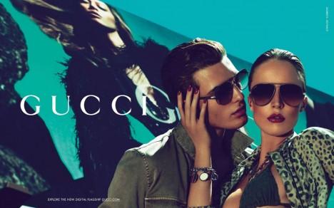 Gucci Cruise Ad Campaign 2011 2