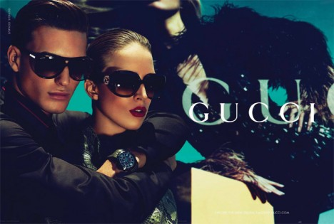 Gucci Cruise Ad Campaign 2011 6