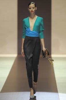 Gucci Trends for Spring 2011 2