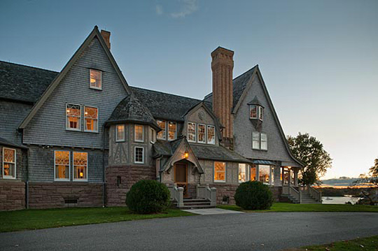 House of the Day Luxury Mansion in Greenwich CT