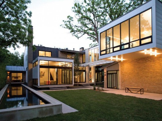 House of the Day Restored House in Dallas