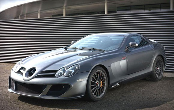 Introducing the Mercedes-Benz SLR McLaren Edition