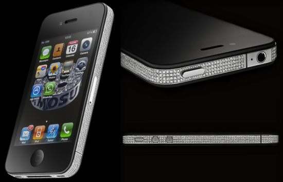 Limited Edition iPhone 4 by Alexander Amosu