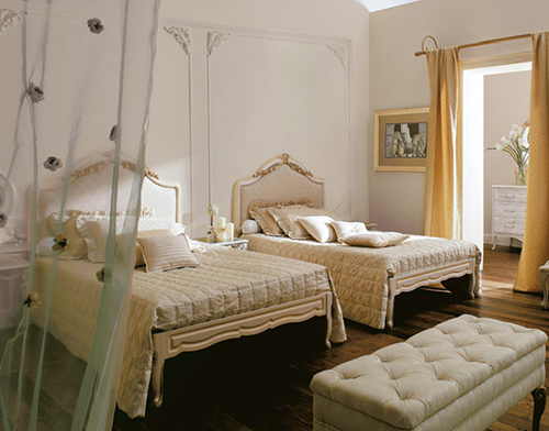 Luxury Bedrooms for Children By Savio Firimio