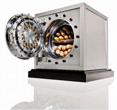 Luxury Wristwatch Vaults
