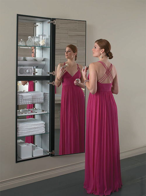 M Series Mirror and Cabinet by Robern