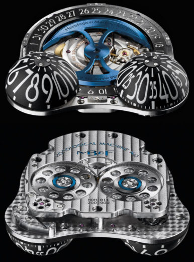 MB&F HM3 Frog Watch 1