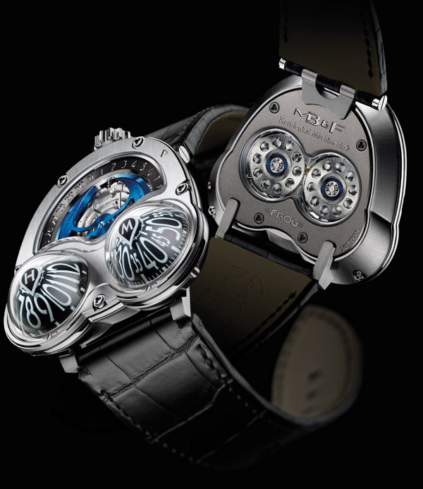 MB&F HM3 Frog Watch