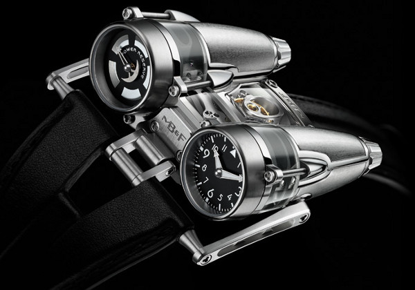 MB&F HM4 Thunderbolt Watch 2
