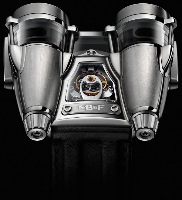 MB&F HM4 Thunderbolt Watch 3
