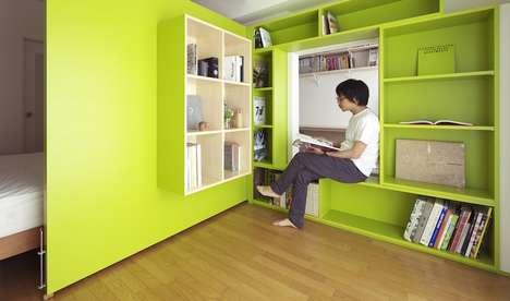 Minimalist Sliding Spaces