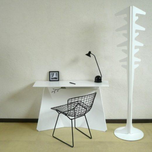 Minimalist Tables from Studio Manzano