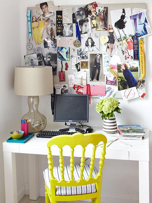 Modern Girls Room by Tori Mellott 2