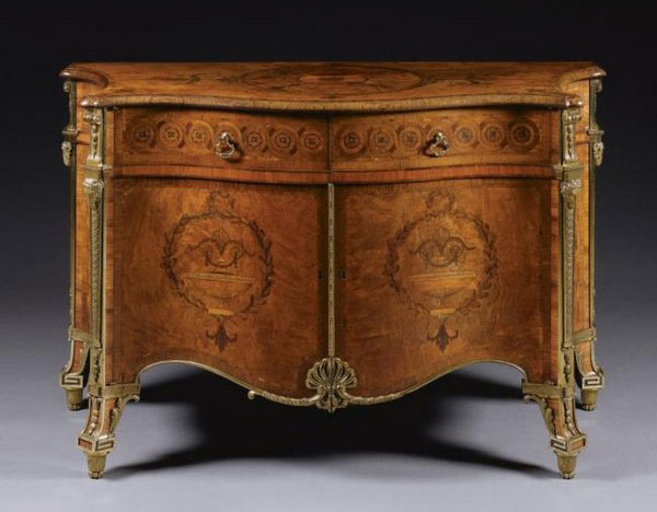 Most Expensive Piece of English Furniture
