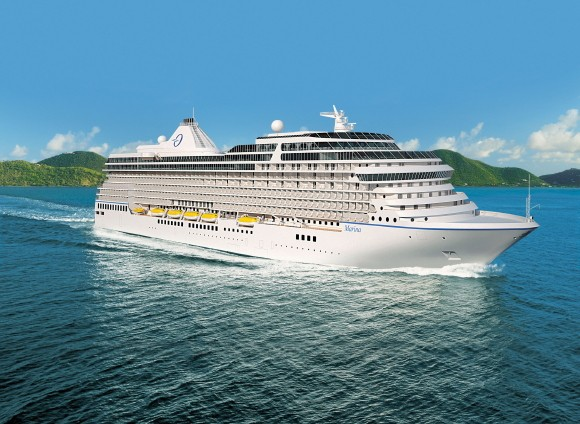 Ocean Cruises to Christen Marina Cruise Ship